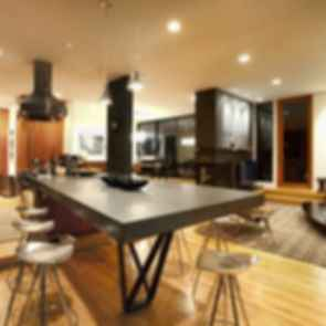 Hoke House - Living Room