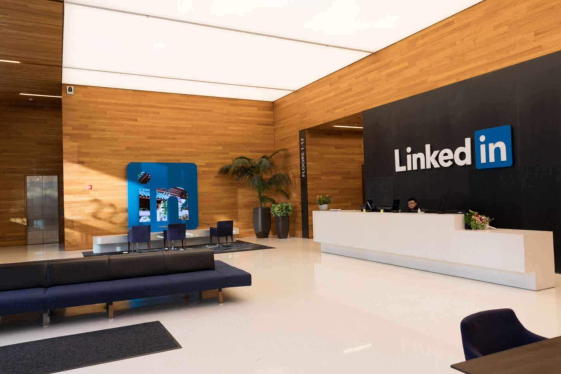 LinkedIn Office - Interior