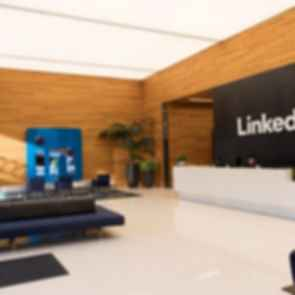 LinkedIn Office - Interior