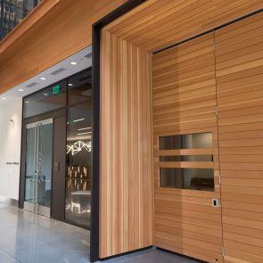 Bay Area Metro Center - Interior Panelling