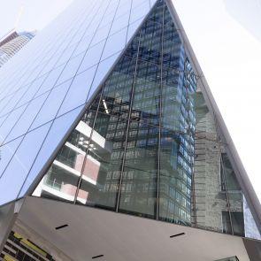 Glass Wall High Rise