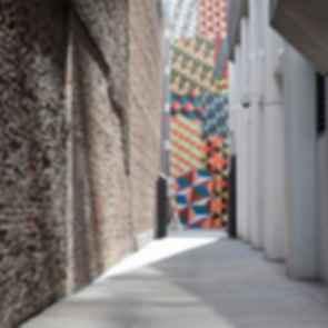 San Francisco Alleyway