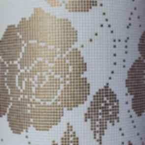 Tiling Detail on Column