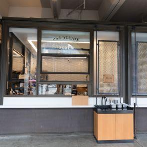 Port of San Francisco Dandelion Chocolate Shop
