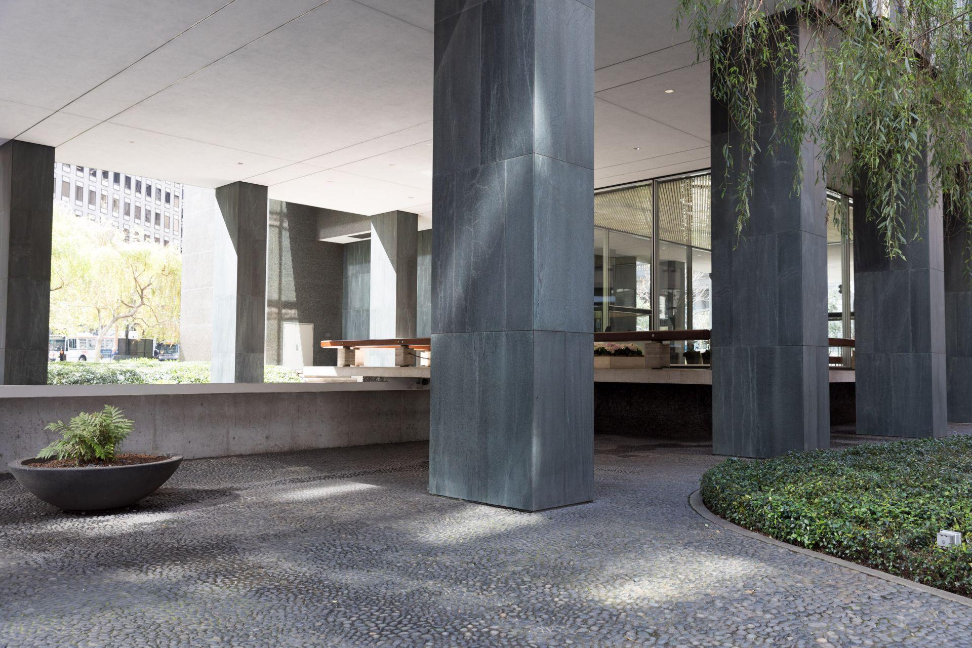 Structural Fiberglass Columns : Exterior structural columns modlar