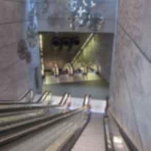 Triangeln Station - interior