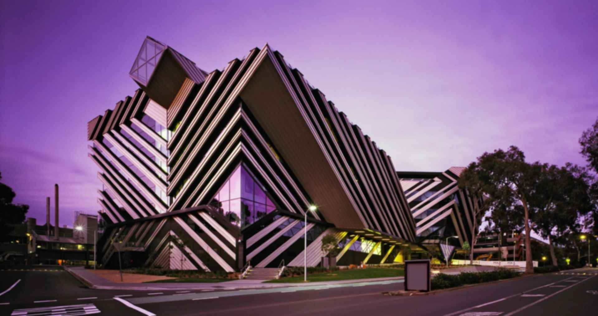 New Horizons Research Center - exterior