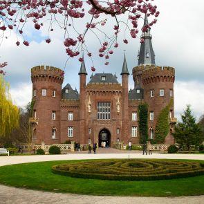 Schloss Moyland - exterior