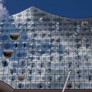Elbe Philharmonic Hall - exterior