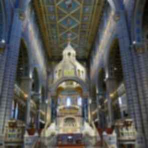 Ornate Church - interior