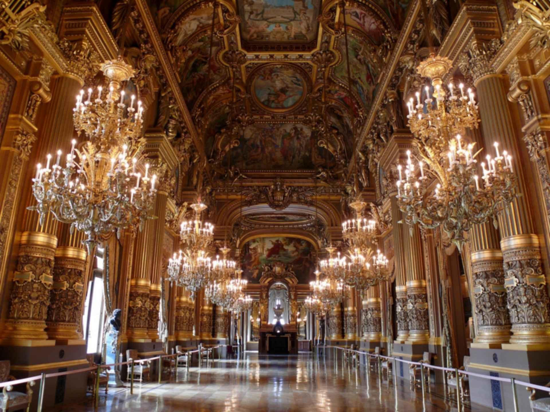 Palais Garnier Grand Foyer