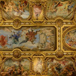 Painted Ceiling - Palais Garnier