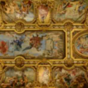 Painted Ceiling - Palais Garnier