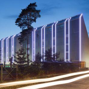 Baltic Palace - rear exterior