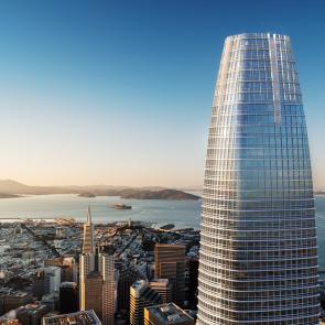 Salesforce Tower - Concept Design