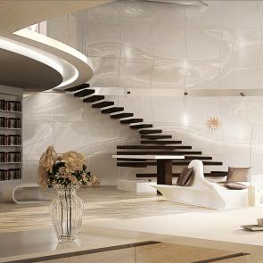 Organic Cities Concept Design - interior