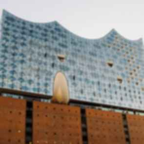 Elbphilharmonie - Exterior