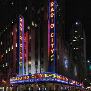 Radio City Music Hall - Exterior