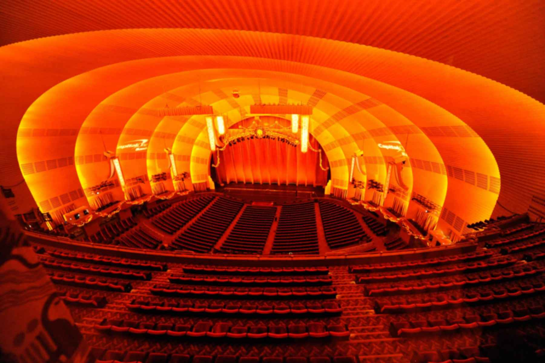 Radio City Music Hall - Interior