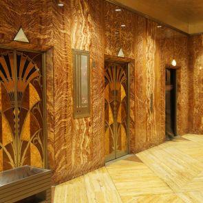 Chrysler Building Elevators