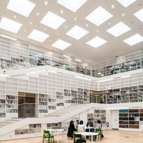 Dalarna Media Library - Interior