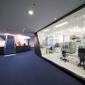 John Curtin School of Medical Research - Interior