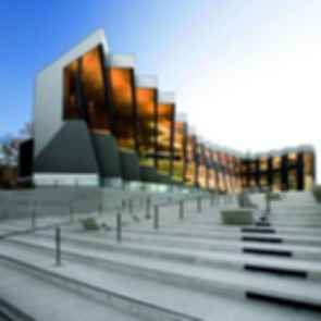 John Curtin School of Medical Research - Exterior