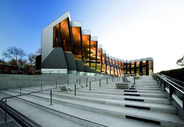 John Curtin School Of Medical Research Exterior Modlar Com
