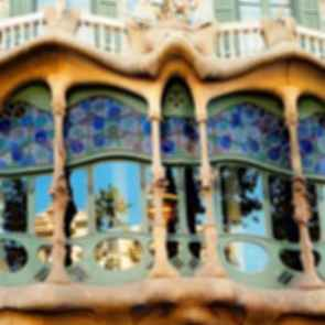 Casa Batllo - Exterior Windows