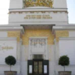 Secession Building - Front Exterior