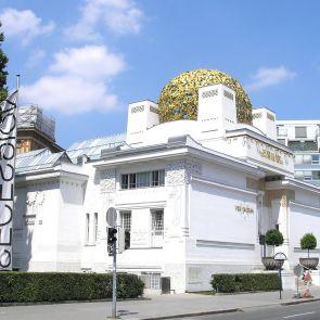 Secession Building - Exterior