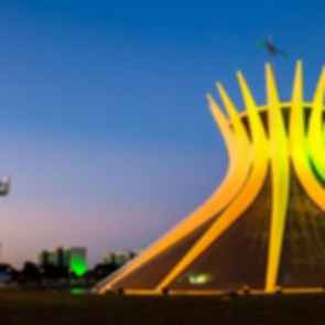 Cathedral of Brasilia - Exterior
