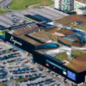 Emporia Shopping Center - Bird's Eye View