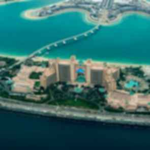 Atlantis, The Palm - Bird's Eye View
