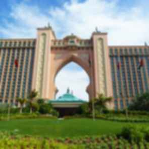Atlantis, The Palm - Front Exterior
