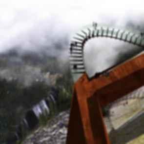 The Glacier Skywalk - Concept Design