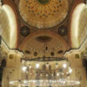 Suleymaniye Mosque - Interior