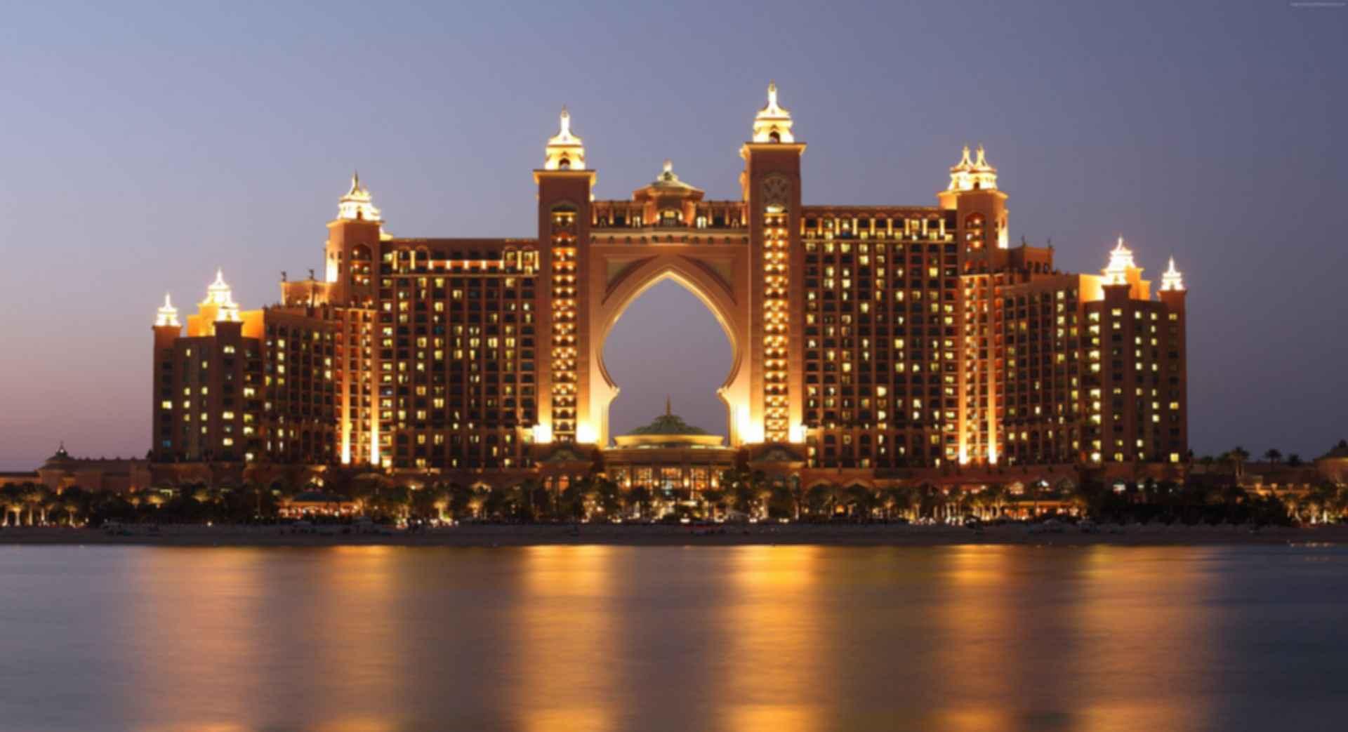 Atlantis, The Palm - Exterior