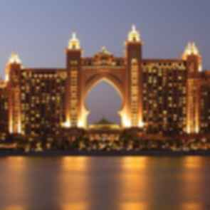 Atlantis, The Palm - Exterior