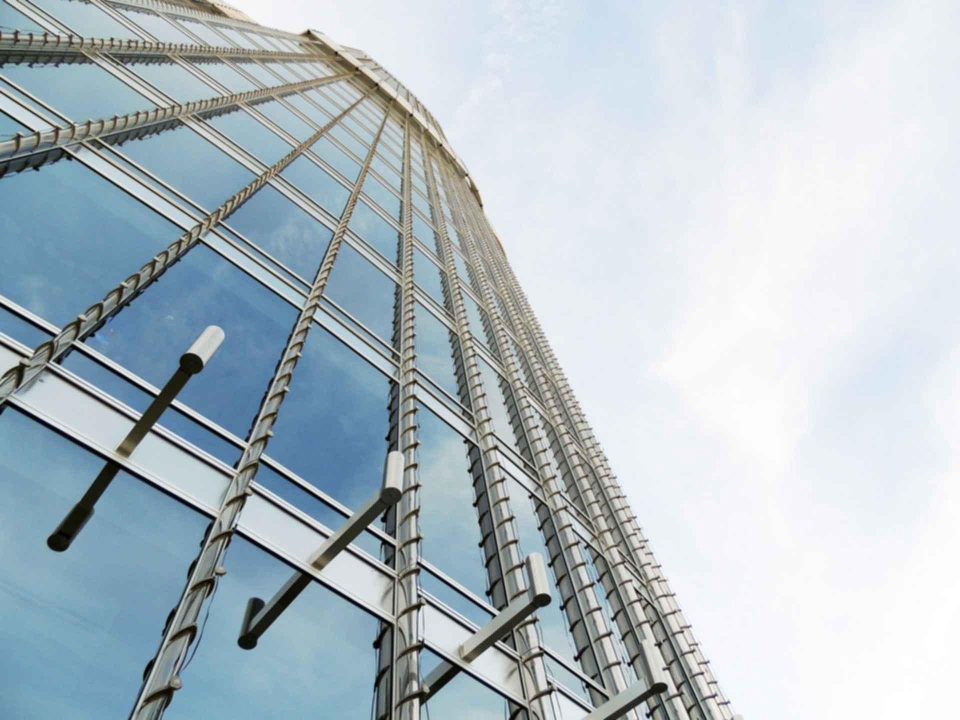 Burj Khalifa - Window Detail
