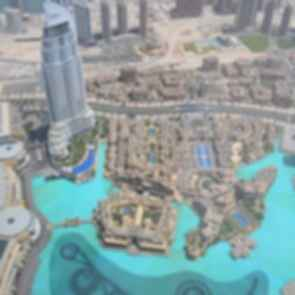 Burj Khalifa - View From Top