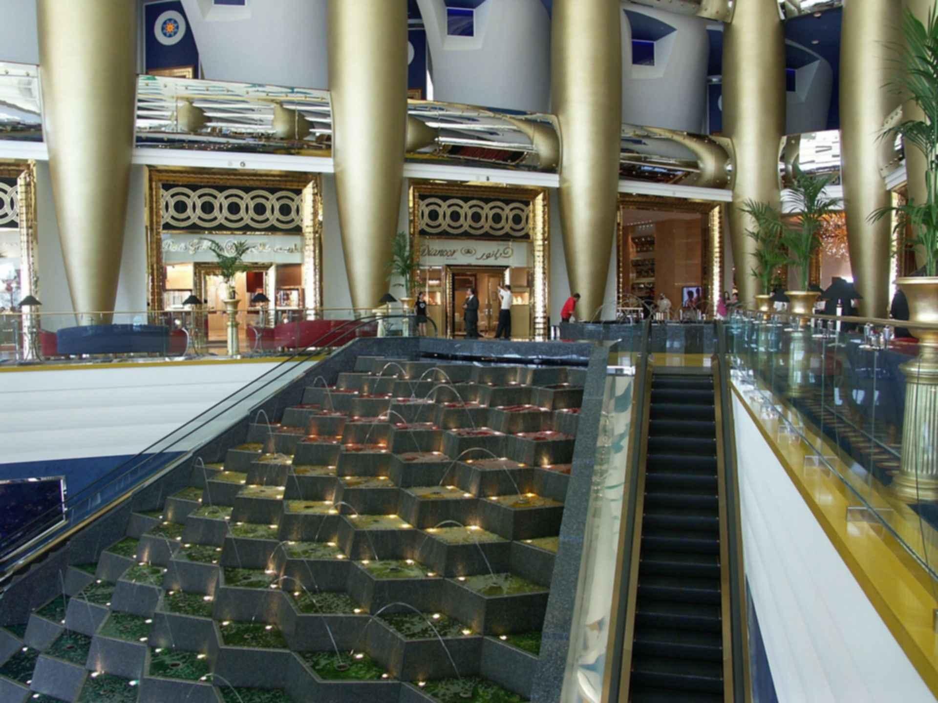 Burj Al Arab - Interior