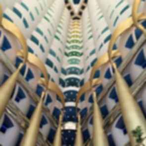 Burj Al Arab - Atrium