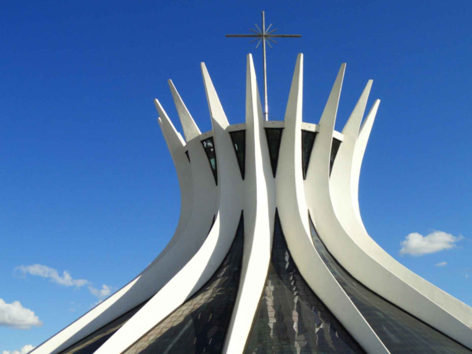 Cathedral of Brasilia - Roof