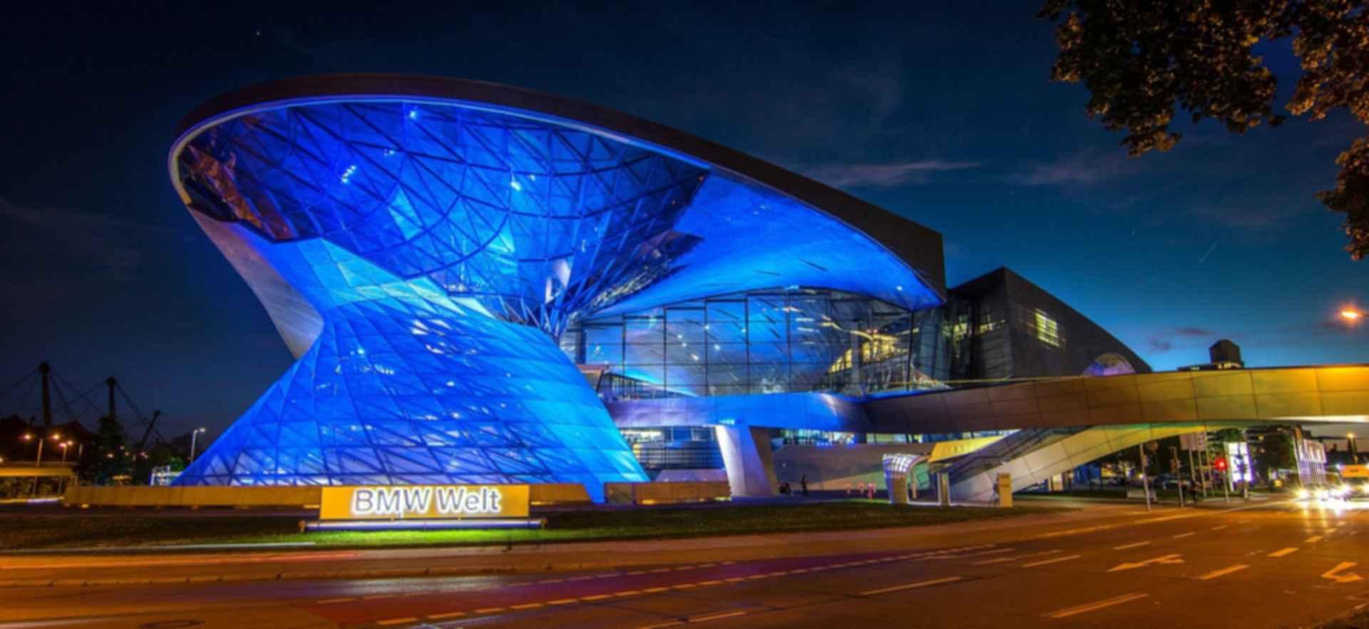 BMW Welt - Exterior