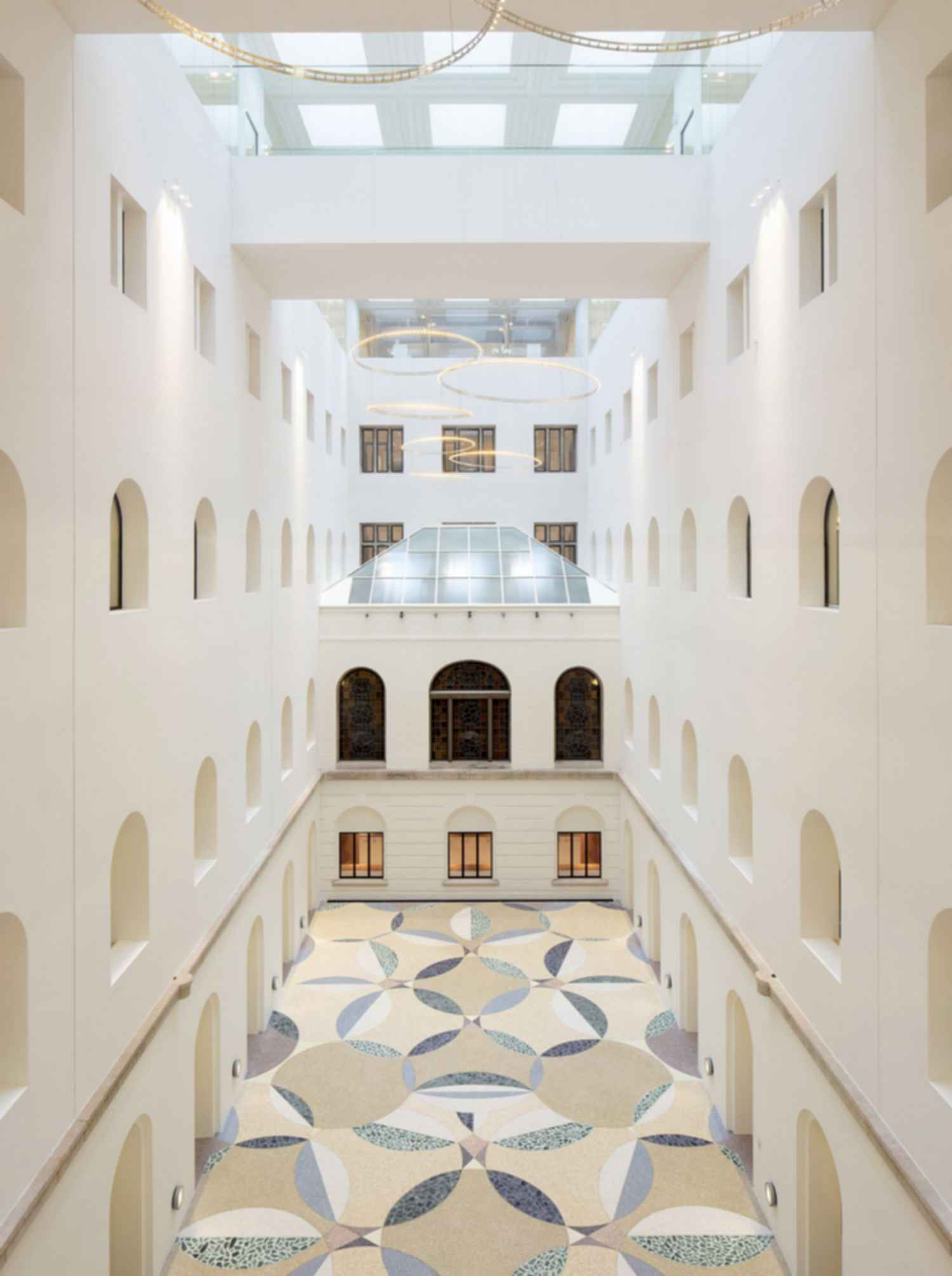 B30 - Interior Hall