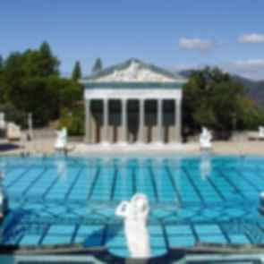Hearst Castle - Pool
