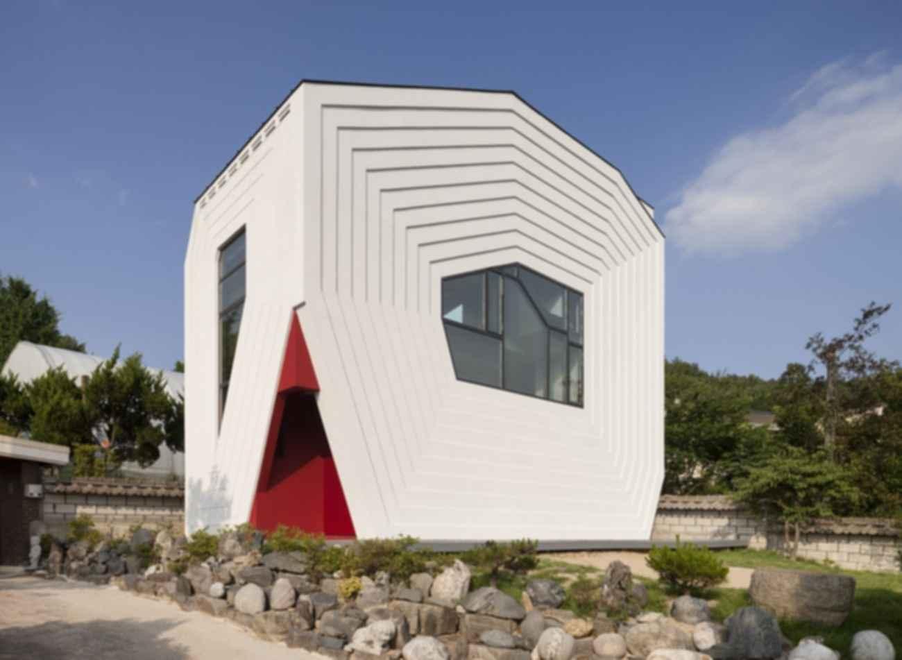 Conan House - Exterior
