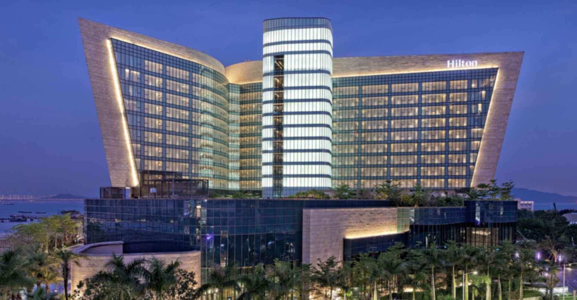 Hilton Shenzhen Marina Hotel