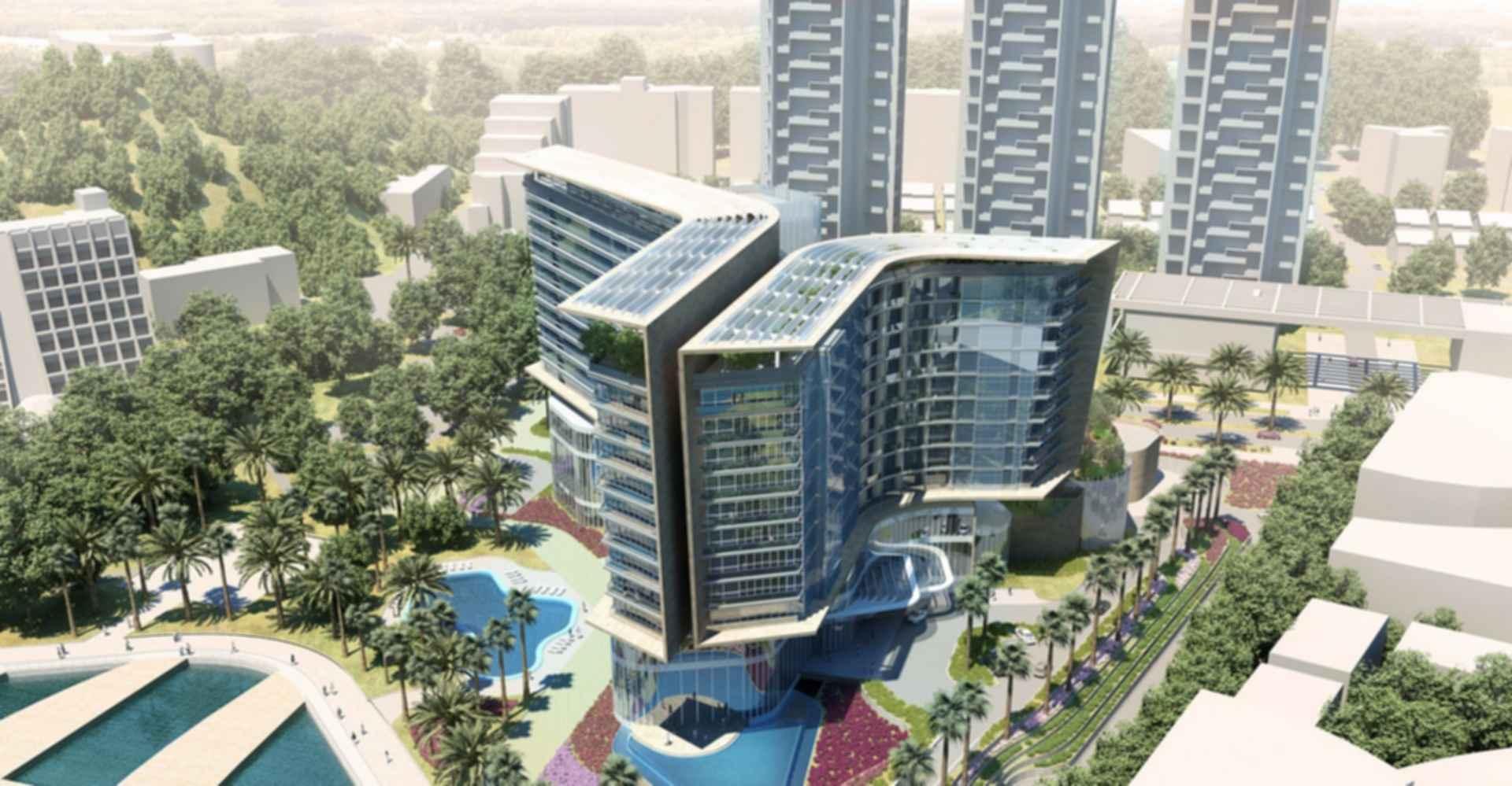 Hilton Shenzhen Marina Hotel - Concept Design